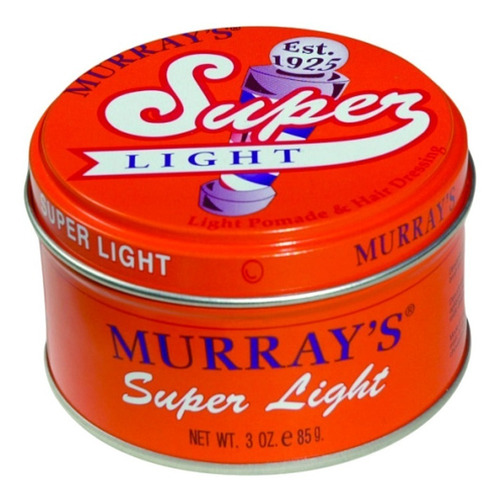 Murrays Super Light Cera Para Cabello 3oz