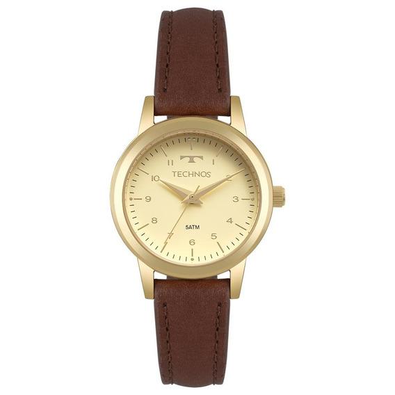 Relógio Feminino Technos Boutique Dourado 2035mow/2x