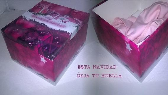 Caja De Madera Especial Fiestas !!!