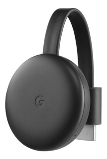 Google Chromecast 3 Conversor Smart Tv Netflix, You Tube