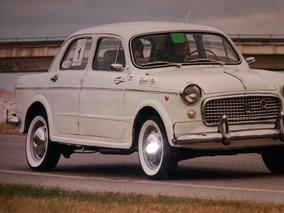 Fiat 1100 Berlina Modelo 1963