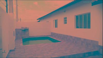 Casa A Venda No Bairro Tupy Em Itanhaém - Sp. - 1225-7414