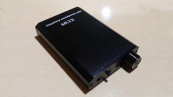 Amplificador De Áudio Para Fone De Ouvido Hifi Xu09