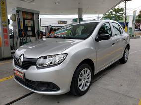 Renault Logan 2018 Completo 1.0 Flex 23.000 Km Muito Novo