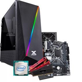 Pyxis Pentium G5400 H310m Ds2 2x 4gb Ddr4 Ssd120gb Vx350