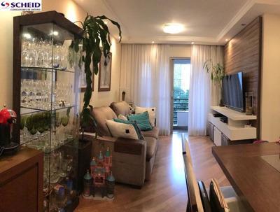 Venda Apartamento 03 Dormitórios, Sendo O Terceiro Quarto Como Closet, Todo Reformado, Rico Em Arma - Mr62575