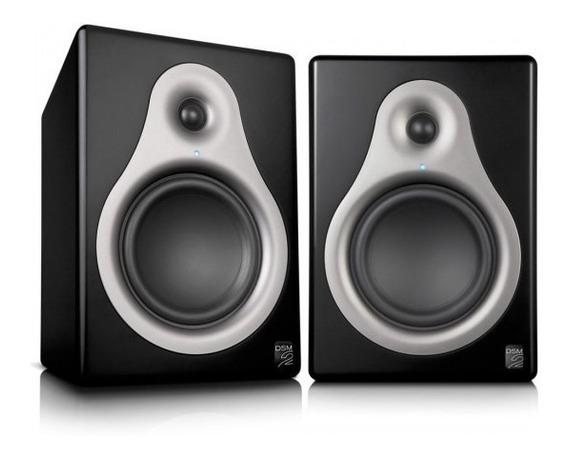 Monitor De Audio 180w Rms Dsm 2 M-audio 110v Studiophile