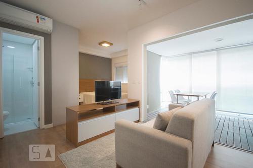 Apartamento Para Aluguel - Brooklin, 1 Quarto,  37 - 892827333