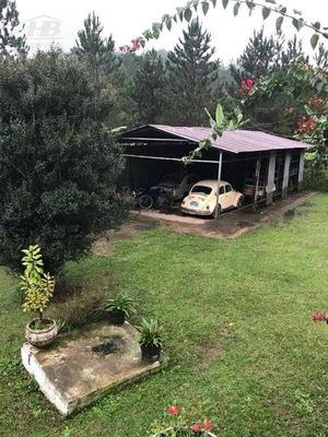 Sítio Rural À Venda, Portal, São Lourenço Da Serra. - Si0002