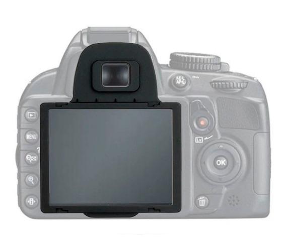 Protetor Lcd Para Nikon Câmera Dslr D7100 / D7200