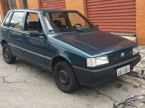 Fiat Uno 1.0 Smart 5p Gasolina 2001/2001