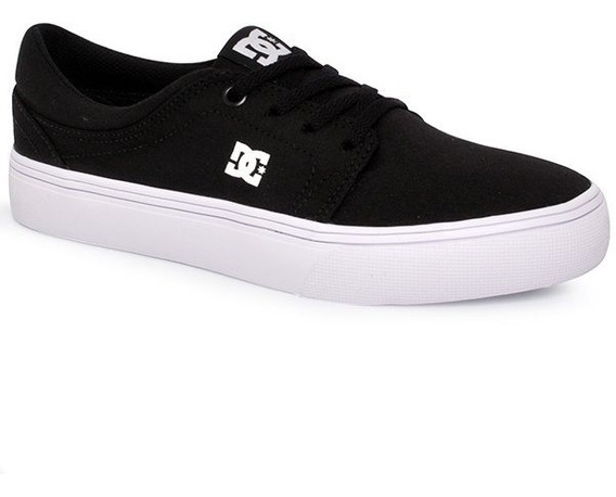 Tênis Dc Shoes Trase Tx Preto