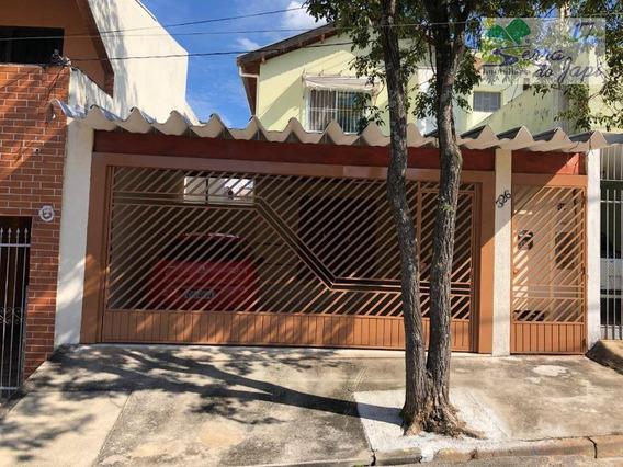 Casa Com 3 Dormitórios À Venda, 100 M² Por R$ 410.000,00 - Eloy Chaves - Jundiaí/sp - Ca2061