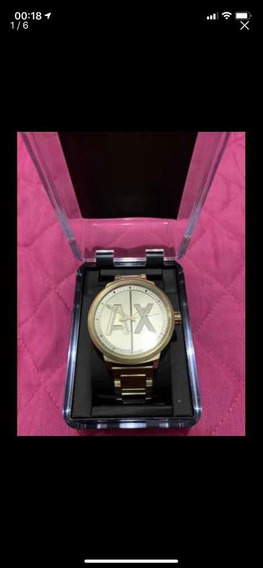 Relógio Armani Exchange 899,00 Original Na Caixa Novo