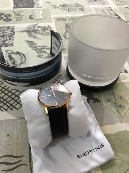 Relógio Bering Rose Gold Modelo 13139-466