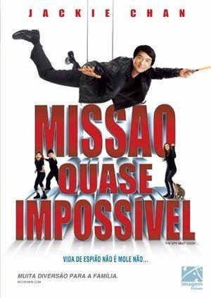 Dvd Missão Quase Impossível | Original | Dublado