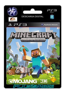 Ps3 Juego Minecraft: Playstation3 Edition Pcx3gamers