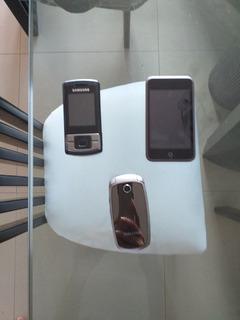 Teléfonos Samsung Y iPod Para Repuesto
