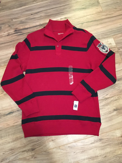 Sueter /camisa Lazinha Polo Gap Kids Adolescente Adulto
