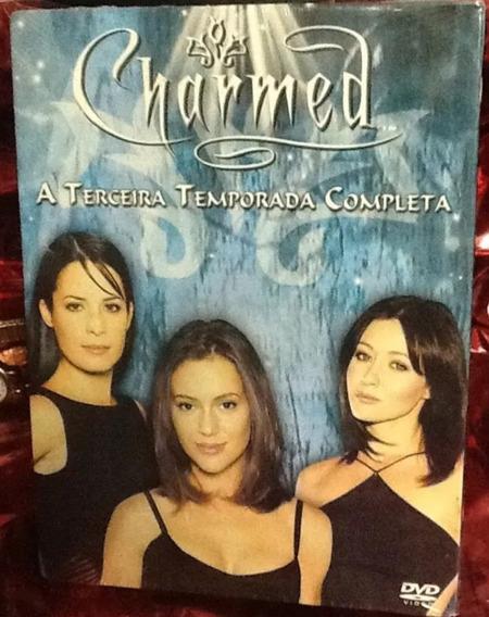 Box Original : Charmed - 3ª Temporada - 6 Dvd