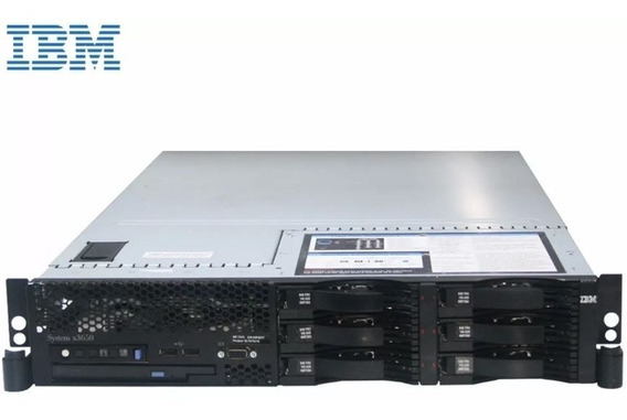 Ibm Server X3650 - 48gb Ram - Excelente Para Virtualização.