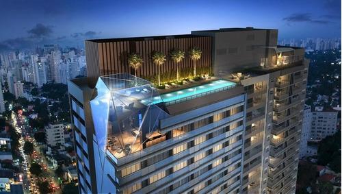 Apartamento Para Venda Em São Paulo, Vila Clementino, 3 Dormitórios, 1 Suíte, 2 Banheiros, 2 Vagas - Cap1510_1-1182253
