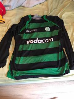 Camisa Rara Bloemfontein Celtic - Africa Do Sul- Reebok -xxl