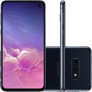 Celular Samsung Galaxy S10e 128gb 6gb Tela 5.8 G970f Preto