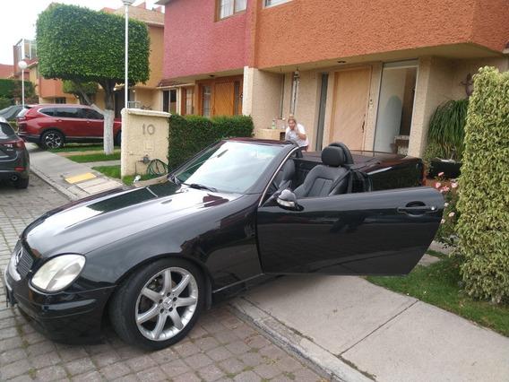 Mercedes-benz Clase Slk Kompresor