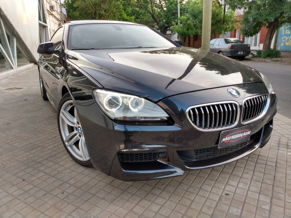 Bmw Serie 6 3.0 640i Gran Coupe 320cv M Package Motorhaus