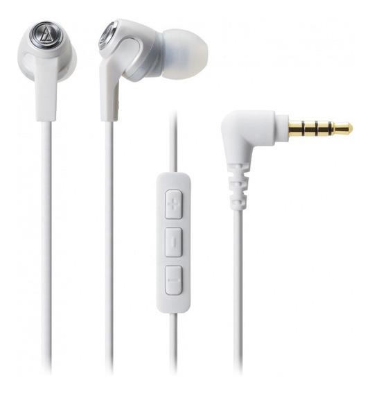 Fone De Ouvido In-ear Sonicfuel Ath-ck323i Audio Technica
