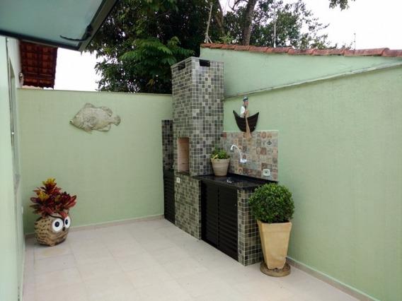 Casa Em Stella Maris, Peruíbe/sp De 180m² 3 Quartos À Venda Por R$ 330.000,00 - Ca49153