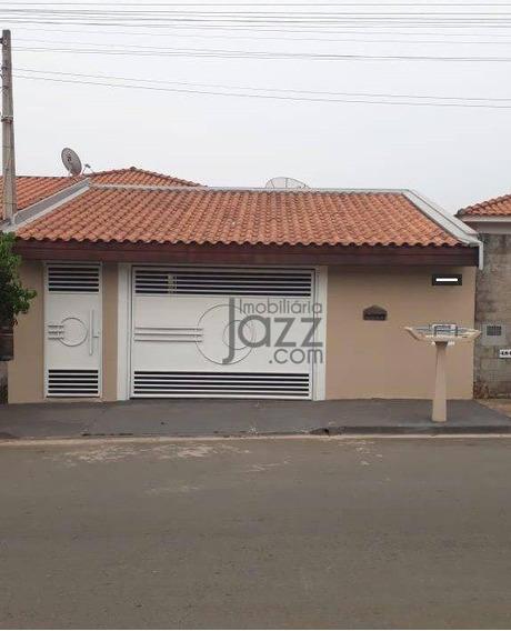 Casa Com 2 Dormitórios À Venda, 44 M² Por R$ 276.000 - Terra Nova - Nova Odessa/sp - Ca5312