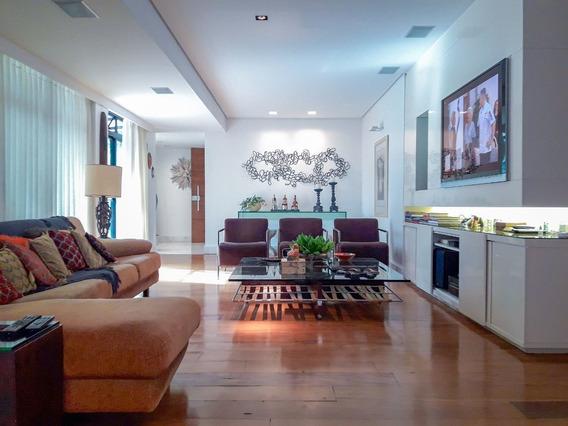 Apartamento Cobertura 4 Quartos 5 Vagas A Venda No Belvedere - 2157