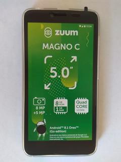 Celular Economico Barato Zuum Doble Sim Libre 8 Gb 8 Mp 5 P
