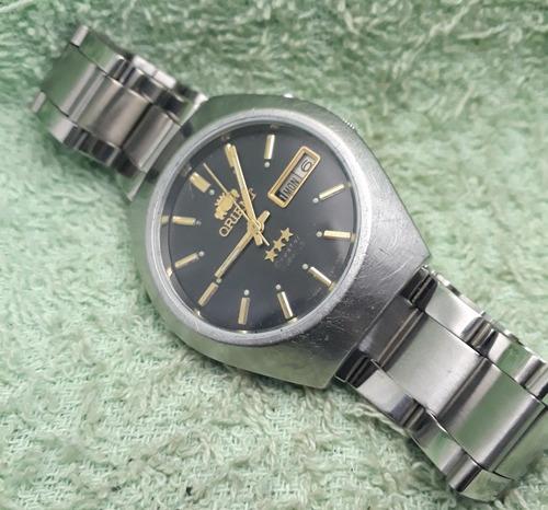 Relógio Orient Automático Máquina 469ao6