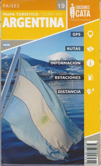 Mapa Da Argentina Rodoviário