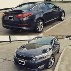 Kia Optima Xl Lt 2014