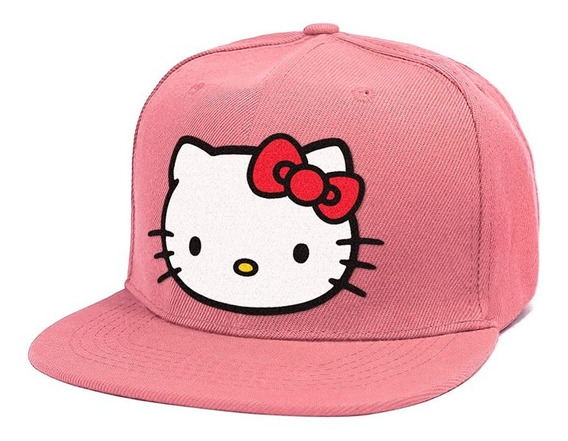 Gorra Hello Kitty Snapbak Trucker Eva Rain