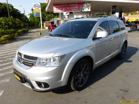 Dodge Journey Rt At 3600cc 7psj