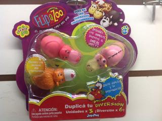 Flipazoo Descubri Los Animales Secretos X3 Envio Gratis Caba