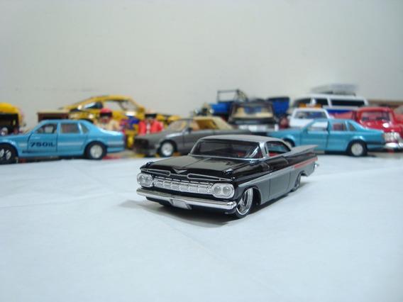 Miniatura Chevy Impala 1959 Hot Wheels Tunado #n22
