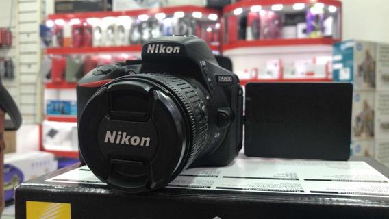 Nikon D5600 18-55 Vr Kit