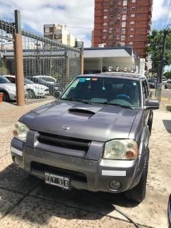 Nissan Frontier Unica!!! 2003 Anticipo $282.000.- Financio