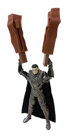 Superman - Boneco Especial General Zod Com Movimento - Y0808