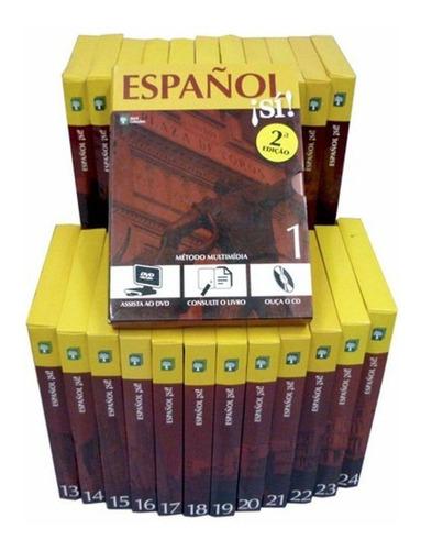 Dvdteca Espanhol - Español Sì - Promoção