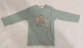 Remeras Benetton Importada Beba