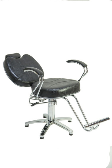 Poltrona Cadeira Topazio Reclinavel Maquiagem E Sobrancelha