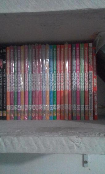 Kimi Ni Todoke 1 Ao 23 (exceto O Vol.19)