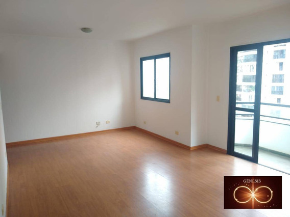 Apartamento Com 4 Dormitórios Para Alugar, 105 M² Por R$ 1.500/mês - Vila Andrade - São Paulo/sp - Ap0024
